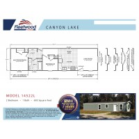 Fleetwood Home 14522L Manufactured Home Floor Plan