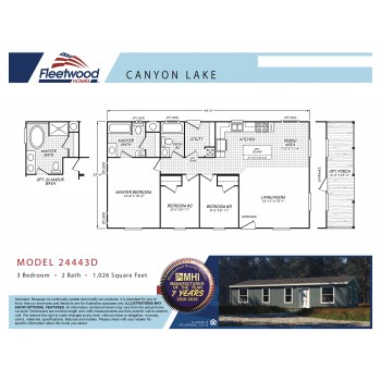 Canyon Lake 24443D