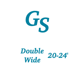 GS Double Wide Series 20'-24'