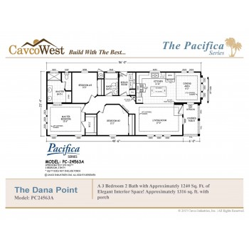 The Dana Point PC-24563A