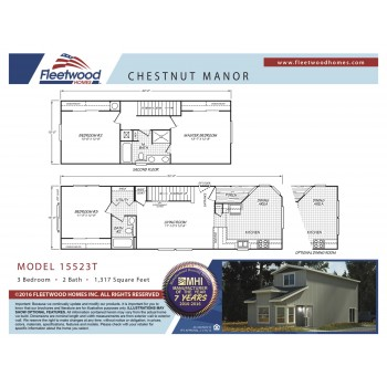Chestnut Manor 15523T