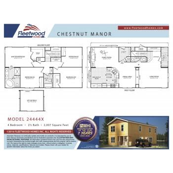 Chestnut Manor 24444X