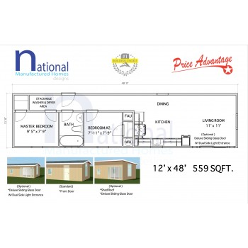 National 12 x 48