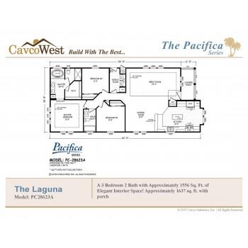 Cavco Laguna PC-28623A