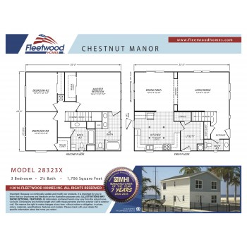 Chestnut Manor 28323X