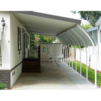 Privacy Shades Aluminum Carport and Awning Louvers